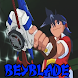 New Beyblade World Trick