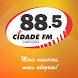 Rádio Cidade 88.5 FM Cardoso by Cadena Sistemas