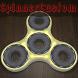 Fidget Spinner Custom 3D by NipasLab