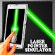 Laser pointer X simulator by Best 3D Games