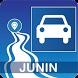 Mapa vial de Junín - Perú
