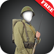 WW 2 soldier suit photomontage by Insa Softtech