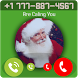 video call from Santa Claus cristmase prank by moroo