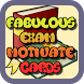 Fabulous Exam Motivate Cards by Wan Plus Store