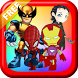 Superhero Games Free:Matching by W-S Games