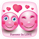 Pink Emoji Theme by Heartful Theme