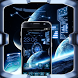 Space Craft Launcher Theme: Spaceship Background by Theme King