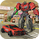Futuristic Robot Car Battle by Roadster Games