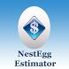 Nest Egg Estimator by MakeThisApp, LLC