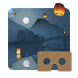 Lanterns for Google Cardboard by Oleksandr Popov