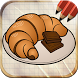 Draw Food Easy by Art Guides Company