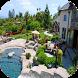 Modern Home Garden by FIBERAL