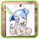 Learn to Draw Dogs by Aldian Mobile