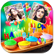 Birthday Dual Photo Frame by CreativeApps Inc.