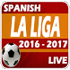 Spanish La Liga 2016 - 2017 by OromNet Software and Application Development