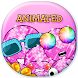 Glitter Emoji Pack for SMS Plus by superstarappz