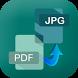 PDF to JPG Converter - Image Converter