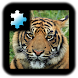 Jigsaw Puzzle: Tiger by CoCoPaPa Soft