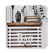 DIY Radiator Cover Ideas by Laland Apps