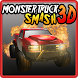 Monster Truck Smash 3D by Chilican.com