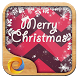Red Christmas eTheme launcher by Egame Studio