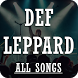 All Songs Def Leppard