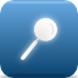 Magnifying glass by Codigine