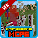 Entity 404 Boss 1.1.0 for MCPE by kn1Des