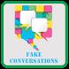 fake conversation for whatsapp by Shin-hye