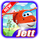 Jett Super Wings Dash by MALO Studio