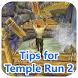 Tips for Temple Run 2 by godainkitadongmas