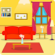 Living Room Escape Game by Meena Escape Games