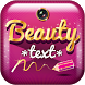 Beauty Text on Pics App by Photo Art Studio