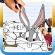 How to draw Looney Tunes Characters by Drawings Apps