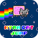 Nyan Cat Jump by LTE App Tools Studio