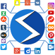 All Social Media-Social sites by S.Droid