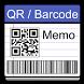 QR / Bar Code Memo