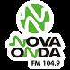 Rádio Nova Onda FM by Agência Host Web