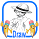 Learn To Draw Anime 2017 by EMStudio
