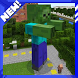 Zombie Giants Minecraft mod by Allureapps
