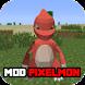 Pokecraft Mod Pixelmon for MCPE