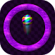 Purple Gravity Circle by 141 Games