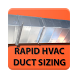 Rapid HVAC Duct Sizing by Sipols Software