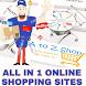 Online A2Z Shop by Roshan Singh Pujari