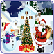 Christmas Snowfall LWP by Converzant Apps