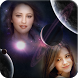 Space Multi Photo Frame by PixMedia