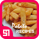 1000 Potato Recipes by Startup Media