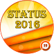 Status 2016 by StatusBuddy