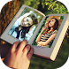 Book Dual Photo Frame by OnlyPics Zone