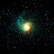 Spiral Galaxy Wallpaper Free by AFV